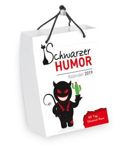 Schwarzer Humor – Abreißkalender 2019