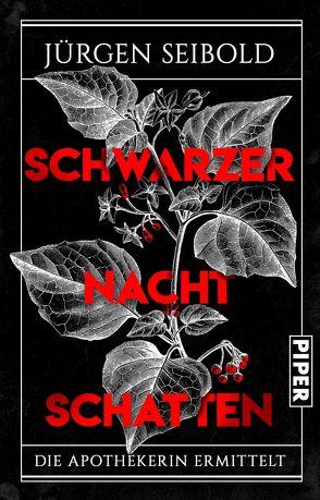 Schwarzer Nachtschatten von Seibold,  Jürgen
