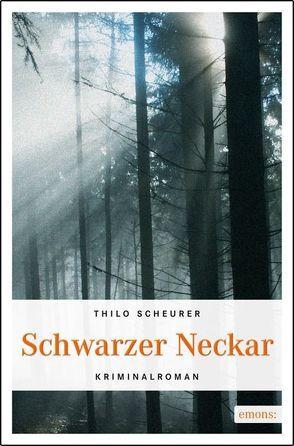 Schwarzer Neckar von Scheurer,  Thilo