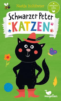 Schwarzer Peter – Katzen von Holtfreter,  Nastja