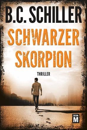 Schwarzer Skorpion von Schiller,  B.C.