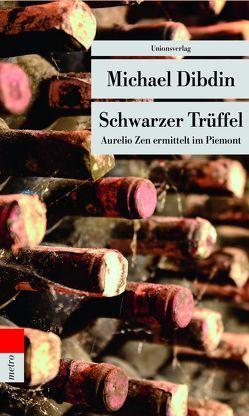 Schwarzer Trüffel von Dibdin,  Michael, Hielscher,  Martin
