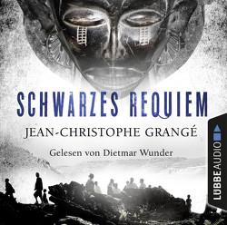 Schwarzes Requiem von Grangé,  Jean-Christophe, Werner-Richter,  Ulrike, Wunder,  Dietmar