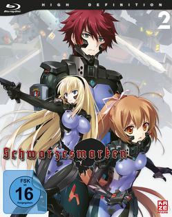 Schwarzesmarken – Blu-ray 2 von Watanabe,  Tetsuya