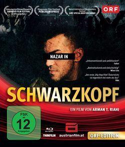 Schwarzkopf von NAZAR