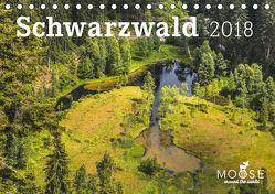 Schwarzwald – 2018 (Tischkalender 2018 DIN A5 quer) von Schöps,  Anke, Schöps,  Thorsten