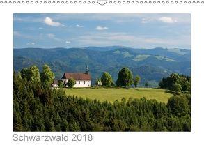 Schwarzwald 2018 (Wandkalender 2018 DIN A3 quer) von kalender365.com