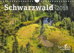 Schwarzwald – 2018 (Wandkalender 2018 DIN A4 quer) von Schöps,  Anke, Schöps,  Thorsten