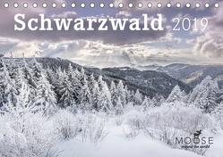 Schwarzwald – 2019 (Tischkalender 2019 DIN A5 quer) von Schöps,  Anke