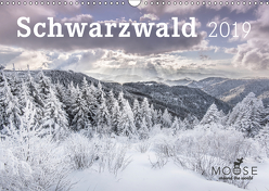 Schwarzwald – 2019 (Wandkalender 2019 DIN A3 quer) von Schöps,  Anke
