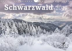 Schwarzwald – 2019 (Wandkalender 2019 DIN A4 quer) von Schöps,  Anke