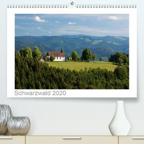 Schwarzwald 2020 (Premium, hochwertiger DIN A2 Wandkalender 2020, Kunstdruck in Hochglanz) von kalender365.com