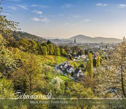 Schwarzwald 2021 – Bild-Kalender 33,5×29 cm – Black Forest – Landschaftskalender – Wandplaner – mit Platz für Notizen – Alpha Edition