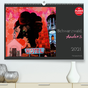 Schwarzwald. Anders. (Premium, hochwertiger DIN A2 Wandkalender 2021, Kunstdruck in Hochglanz) von Kindle,  Michaela