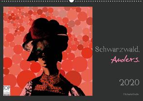 Schwarzwald. Anders. (Wandkalender 2020 DIN A2 quer) von Kindle,  Michaela