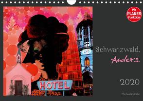 Schwarzwald. Anders. (Wandkalender 2020 DIN A4 quer) von Kindle,  Michaela