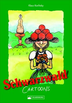 Schwarzwald-Cartoons von Karlitzky,  Klaus