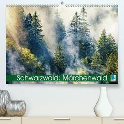 Schwarzwald: Märchenwald (Premium, hochwertiger DIN A2 Wandkalender 2020, Kunstdruck in Hochglanz) von CALVENDO