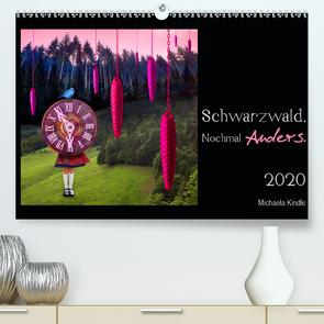 Schwarzwald. Nochmal Anders. (Premium, hochwertiger DIN A2 Wandkalender 2020, Kunstdruck in Hochglanz) von Kindle,  Michaela