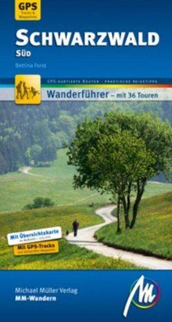 Schwarzwald Süd MM-Wandern von Forst,  Bettina