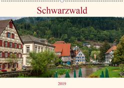 Schwarzwald (Wandkalender 2019 DIN A2 quer) von Pomposch,  Heinz