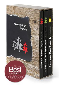 Schwarzwälder Tapas Schuberbox von Scheidel,  Verena, Wassmer,  Manuel
