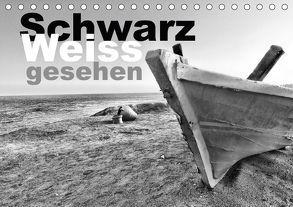 SchwarzWeiss gesehen (Tischkalender 2018 DIN A5 quer) von Josef,  Lindhuber