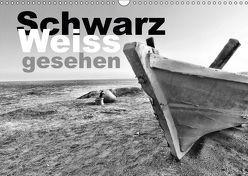 SchwarzWeiss gesehen (Wandkalender 2018 DIN A3 quer) von Josef,  Lindhuber