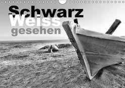 SchwarzWeiss gesehen (Wandkalender 2019 DIN A4 quer) von Josef,  Lindhuber