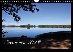 Schweden 2018 (Wandkalender 2018 DIN A4 quer) von Rieger,  Astrid