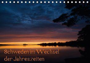 Schweden im Wechsel der Jahreszeiten (Tischkalender 2018 DIN A5 quer) von Jörrn,  Michael