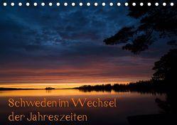 Schweden im Wechsel der Jahreszeiten (Tischkalender 2019 DIN A5 quer) von Jörrn,  Michael