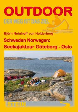 Schweden Norwegen: Seekajaktour Göteborg-Oslo von Nehrhoff von Holderberg,  Björn