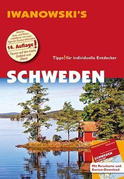 Schweden – Reiseführer von Iwanowski von Austrup,  Gerhard, Quack,  Ulrich
