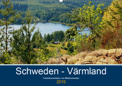 Schweden – Värmland (Wandkalender 2019 DIN A2 quer) von Freiberg,  Patrick