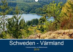 Schweden – Värmland (Wandkalender 2019 DIN A3 quer) von Freiberg,  Patrick