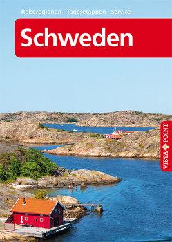 Schweden – VISTA POINT Reiseführer A – Z von Nowak,  Christian
