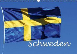 Schweden (Wandkalender 2018 DIN A3 quer) von tinadefortunata