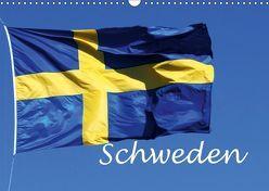 Schweden (Wandkalender 2019 DIN A3 quer) von tinadefortunata