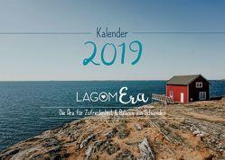 Schweden Wochentisch-Kalender 2019 von Lagom-Era(®) von Brolien,  Dr. Anne, Brolien,  Olof