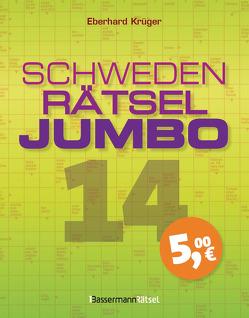 Schwedenrätseljumbo 14 von Krüger,  Eberhard