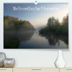 Schwedische Momente (Premium, hochwertiger DIN A2 Wandkalender 2021, Kunstdruck in Hochglanz) von Wenner,  Martin