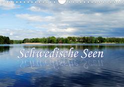 Schwedische Seen (Wandkalender 2021 DIN A4 quer) von tinadefortunata