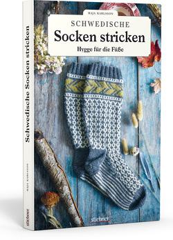 Schwedische Socken stricken von Karlsson,  Maja