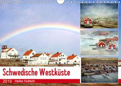 Schwedische Westküste (Wandkalender 2019 DIN A4 quer) von Hultsch,  Heike