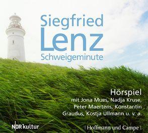 Schweigeminute von Lenz,  Siegfried