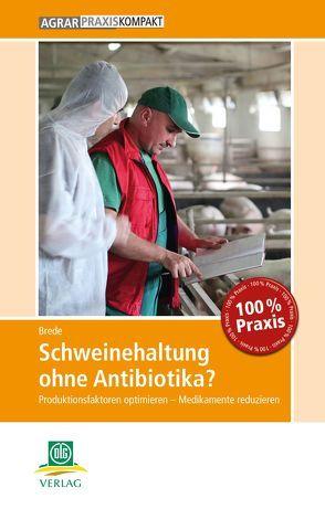 Schweinehaltung ohne Antibiotika? von Brede,  Wilfried