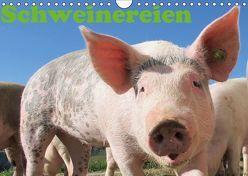 Schweinereien (Wandkalender 2019 DIN A4 quer) von Wolf,  Jan