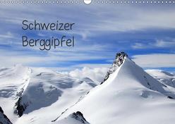 Schweizer Berggipfel (Wandkalender 2019 DIN A3 quer) von Albicker,  Gerhard