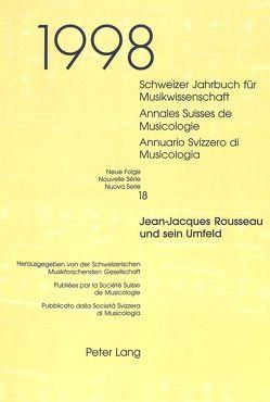 Schweizer Jahrbuch für Musikwissenschaft- Annales Suisses de Musicologie- Annuario Svizzero di Musicologia von Willimann,  Joseph